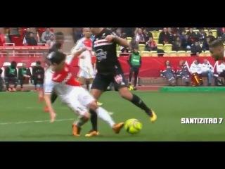 Hatem Ben Arfa Vs AS Monaco (Away) 06/02/2016