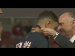 Hatem Ben Arfa Vs O. Lyon (French Super Cup) 06/08/2016