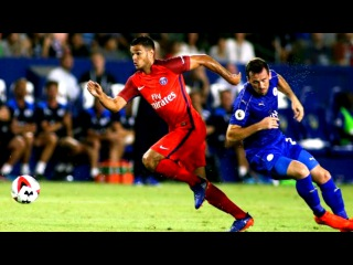 Hatem Ben Arfa ● Pre-Season - PSG | 2016/17