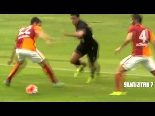 Hatem Ben Arfa Vs Galatasaray (Pre-Season) 28/07/2015