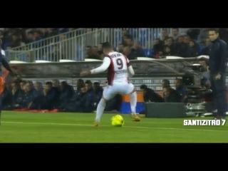 Hatem Ben Arfa Vs Montpellier (Away) 12/03/2016