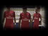 Hatem Ben Arfa Vs SC Bastia (Away) 12/08/2016