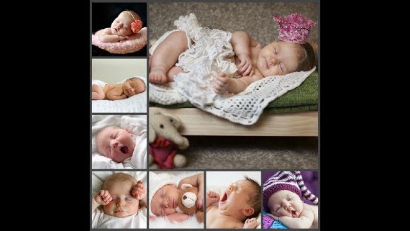 Музика для новонародженних Музыка для новорожденных.