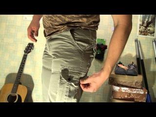 Тактические брюки Nova Tour «Саванна», летние