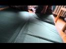Самонадувающийся коврик для кемпинга Greenell «Комфорт Плюс»