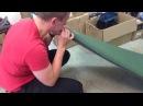 Самонадувающийся коврик Alexika «Alpine Plus»