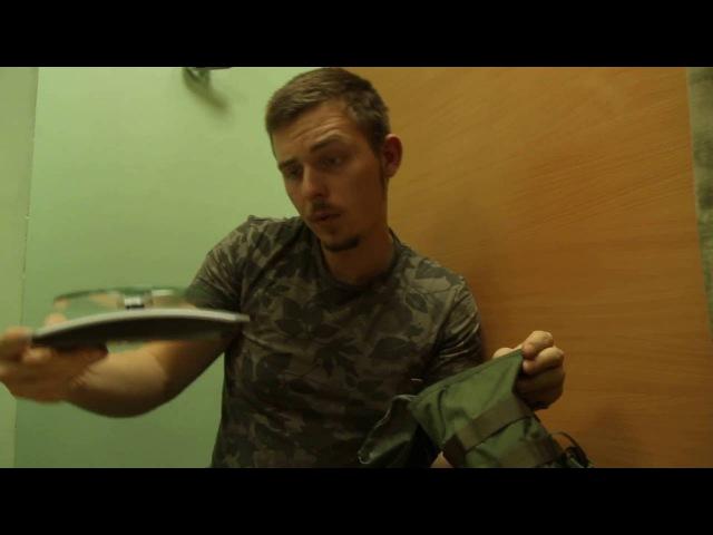 Подсумок Splav «под противогаз / багажный» (23×12,5×10,5 см) » Freewka.com - Смотреть онлайн в хорощем качестве