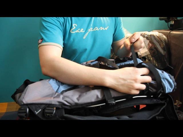 Треккинговый рюкзак NovaTour «Альфа 65»