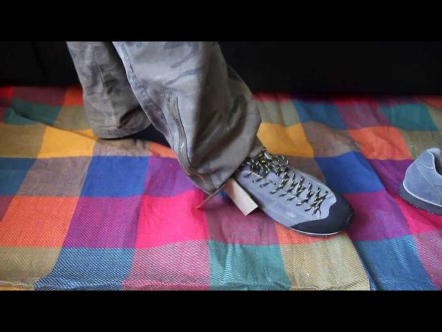 Треккинговые ботинки LOMER «Maipos»