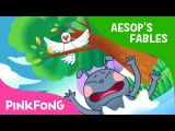 The Ant and the Bird Aesop's Fables PINKFONG Story Time for Children