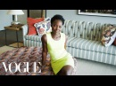 73 Questions with Lupita Nyong'o Vogue