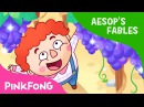 The Treasure in the Vineyard | Aesop's Fables | PINKFONG Story Time for Children