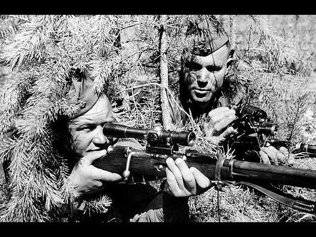 Русские снайперы / 100 лет меткости / 1 часть