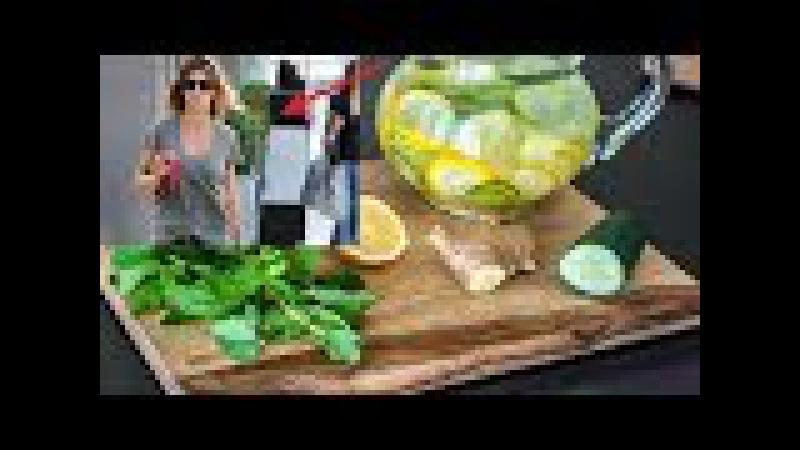 La ULTIMA Bebida Natural Que Usan Las Famosas Para Bajar De Peso En Cuestión De Días