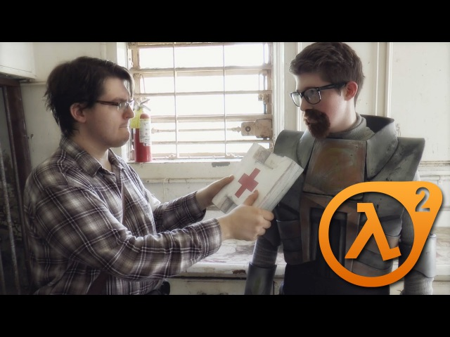 Half-Life 2: Have a Medkit | WHITE LIGHTNING HQ
