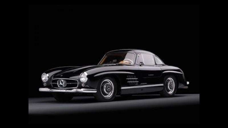 Merсedes Benz W198 1955 года Spintires Обзор модов