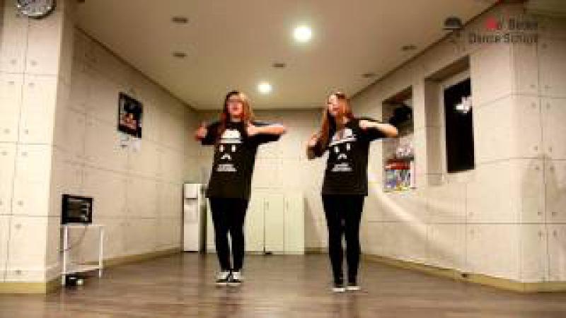 [모베러댄스스쿨] 방탄소년단(BTS) - 호르몬전쟁 안무 (BTS - War of Hormone cover dance)(HD)