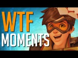 OVERWATCH WTF MOMENTS #34 TRACER JAM