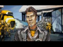 Tales From The Borderlands Vault of The traveler All Handsome Jack Scenes