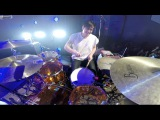 The Stand Live  Drums  Hillsong Young and Free  Y&ampF