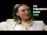 John Lennon at The Tomorrow Show 1975 (Entire Interview)