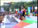 SHELLA YOLANDA Live At 100% Ampuh 10 10 2012 Courtesy GLOBAL TV