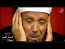 Holy Quran . The reader is Sheikh Abdul Basit Mohammed Abdul Samad . translated in English