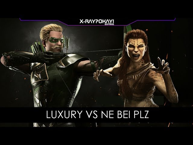 XRO Injustice 2 Mesh LUXURY(Green Arrow) vs ne bei plz(Various)