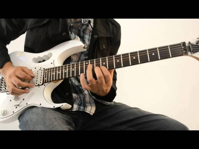 Nunca pare de Lutar - Instrumental de Guitarra