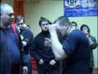 Николай(ВДВ).Уличный бокс.Клуб