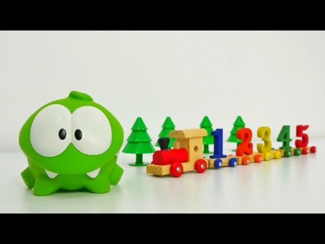 Eğitici video. Renkler ve sayılar öğreniyoruz. Bebek oyunları