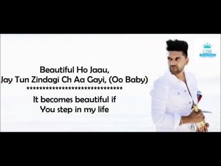High Rated Gabru I Guru Ranjhawa I Official Lyrics Music Video (ENGLISH + HINDI)