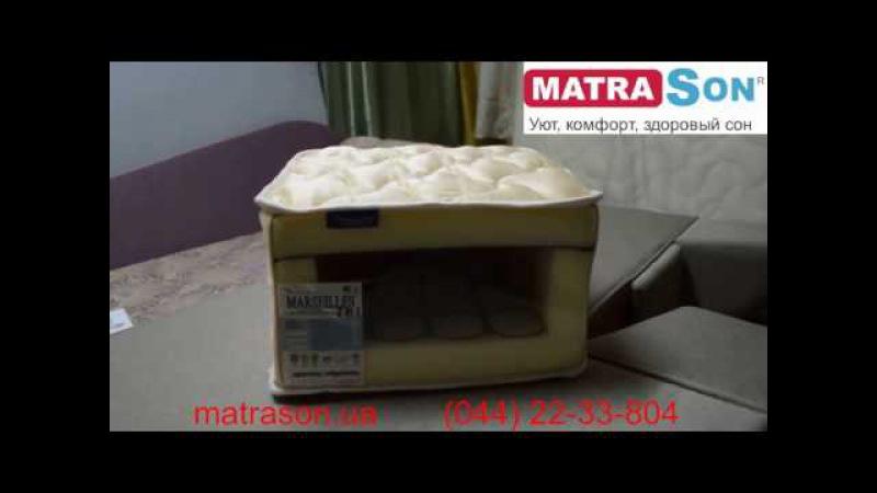 Каркасный Матрас Матролюкс на пружинном блоке BONNEL