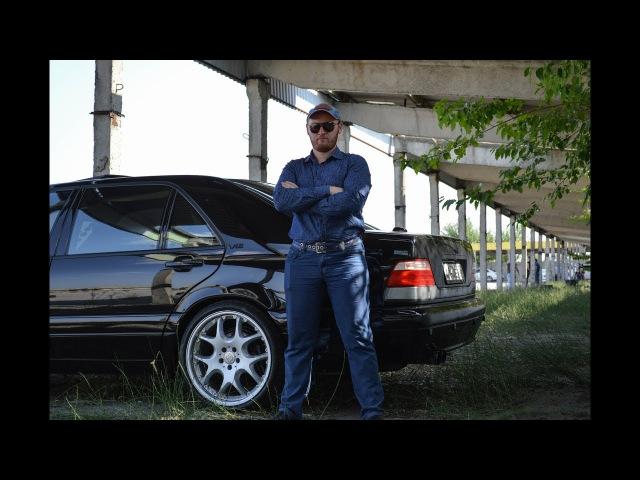 Mercedes Benz S600 W140