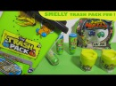Extra Smelly TRASH PACK Surprise Unboxing MEGA Big GARBAGE BIN Full Of Gross Junk And Germs – 3S