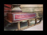 Woodworking tutorial on how to build and finish your very own decorative vintage sled!