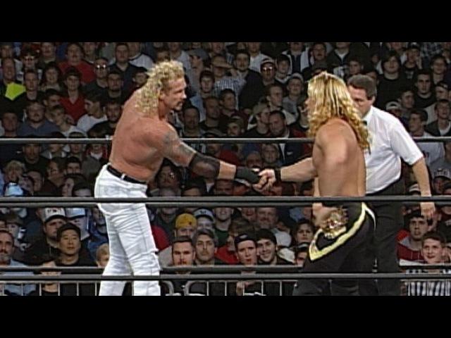 WCW United States Heavyweight Champion DDP vs. Chris Jericho: WCW Monday Nitro, Jan. 5, 1998