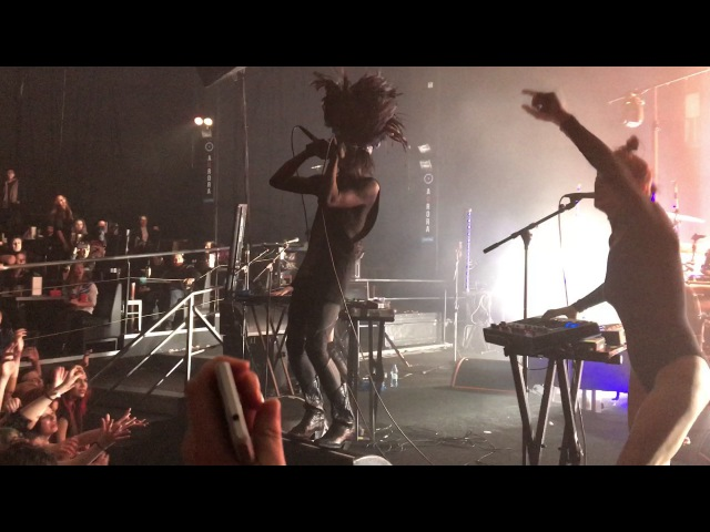 IAMX - Spit It Out @ Aurora Concert Hall, St.Petersburg 22/11/2016