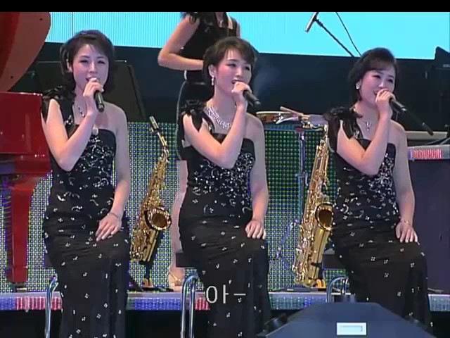 Girlband Korea Utara - Moranbong Band