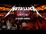 Metallica - Master of Puppets (Le Grand Journal, Paris)