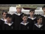 Vienna Boys Choir 21092014 @ Hofburgkapelle
