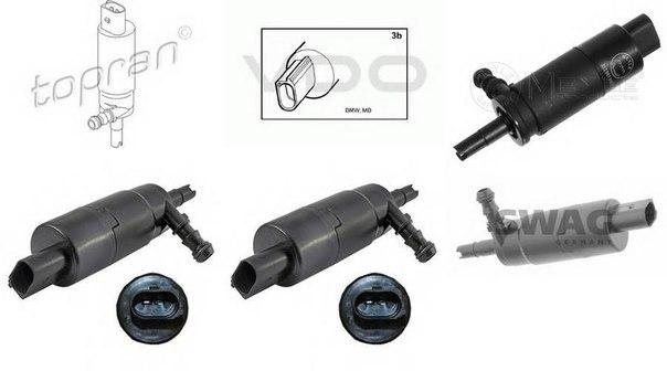 Водяной насос, система очистки фар для AUDI A3 кабрио (8V7)
