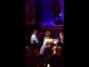 Ежов на концерте Дюмина.