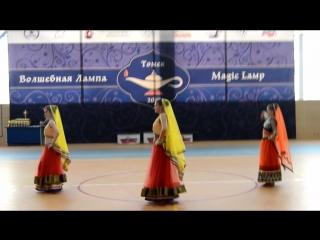 Prem Ratan Dhan Payo - InDiDance - студия современного индийского танца -