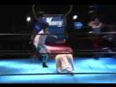 Hiro Tonai Kaori Yoneyama vs. Ayumo Honda Bambi (KAIENTAI Dojo)