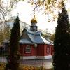 Храм преп.Серафима Саровского в Кунцеве