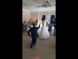 Первый танец Екатерины и Сергея! 08 июля 2017 год