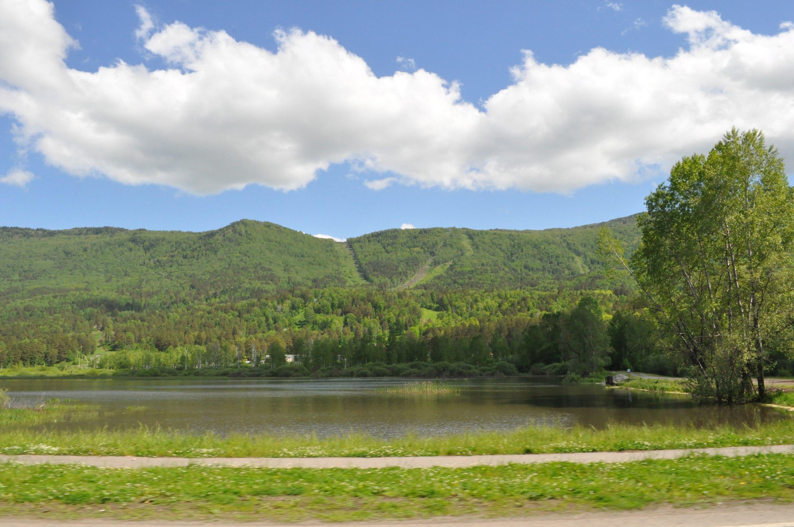озеро манжерок картинки