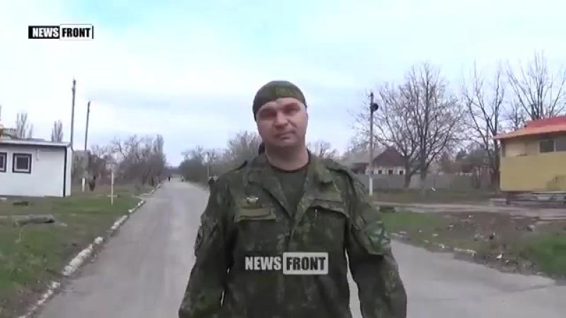 Боец Донбасса «Гоша»: «У меня сейчас все хорошо. Веду полноценную боевую службу, полностью восстановился. Продолжаю защищать на