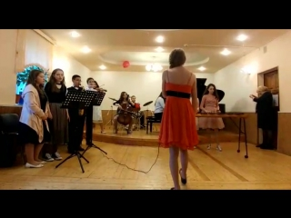 Seven Nation Army cover by 74 music school